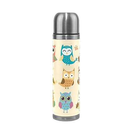 Amazon.com: saobao botella de agua todo tipo de expresiones ...
