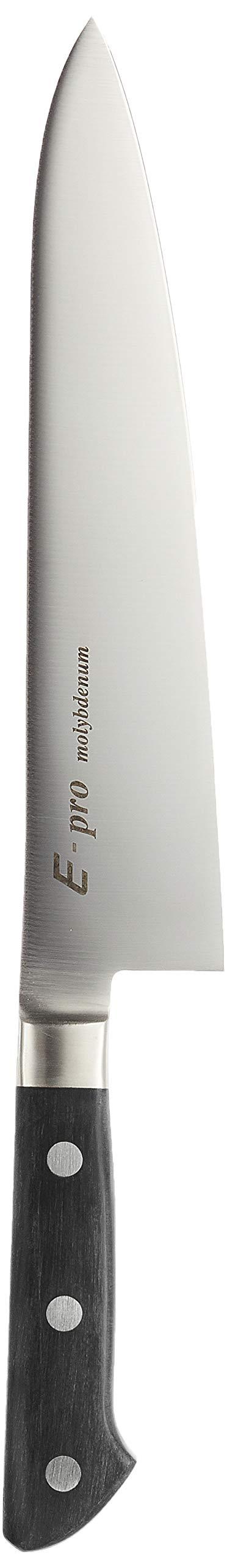 EBM E-PRO molybdenum Gyuto 21cm Black