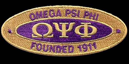 omega psi phi fraternity patches - 7