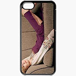 diy phone casePersonalized iphone 6 4.7 inch Cell phone Case/Cover Skin Kirsten dunst actresses famous for being star of elizabethtown and spiderman Blackdiy phone case