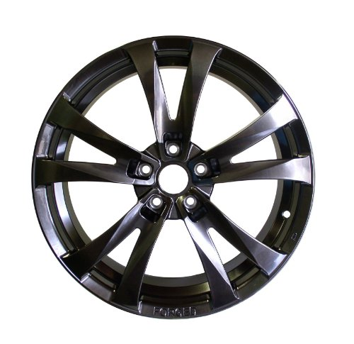 17 Inch Prius Plus Package Forged TRD Alloy Wheel Fits 2010-2012 Prius ()