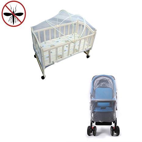 Universal Baby Crib Cuna Cama mosquiteros mosquitero Net para ...