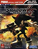 Shadow the Hedgehog, Prima Temp Authors Staff and Kaizen Media Group Staff, 0761551956