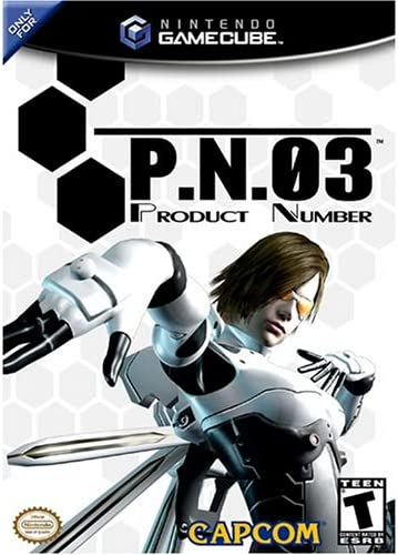 P.N.03 (Product Number 03) - GameCube by Capcom: Amazon.es ...