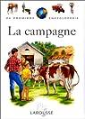 Ma première encyclopédie la campagne par Collectif