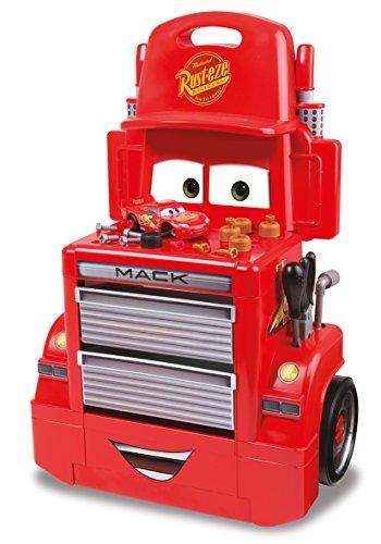(Smoby Disney Cars 360208 Mack Truck)