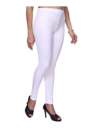71e5f6a0f6 Image Unavailable. Image not available for. Color: Women's Cotton Lycra  Legging ...