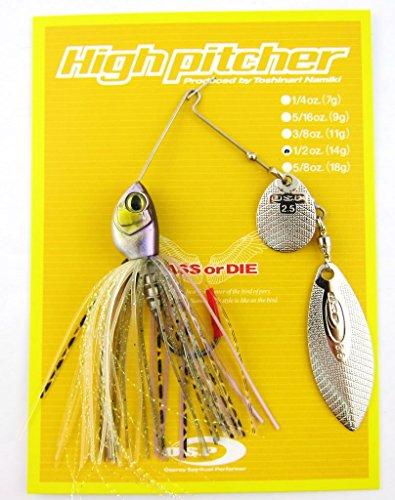 O.S.P(オーエスピー) ルアー ハイピッチャー 3/8oz TW ST17 スパークアイスシャッドの商品画像