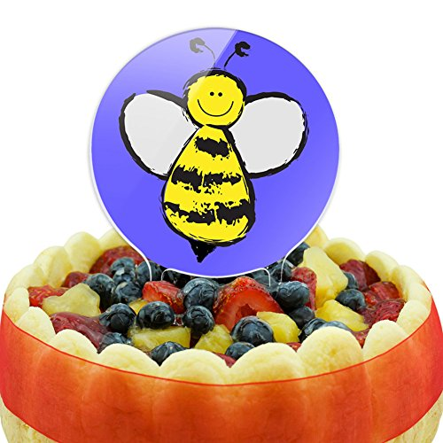 Busy As A Bee Cake Top Topper