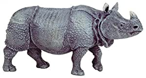 Papo Indian Rhinoceros Toy by Papo
