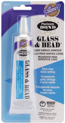 Aleenes Platinum Bond Adhesive Glass