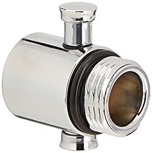 Speakman VS-156 Pause/Trickle Adapter for Hand-Held Showers, Polished Chrome