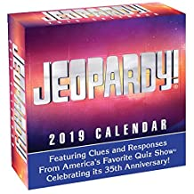 Jeopardy! 2019 Day-to-Day Calendar