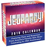img - for Jeopardy! 2019 Day-to-Day Calendar book / textbook / text book