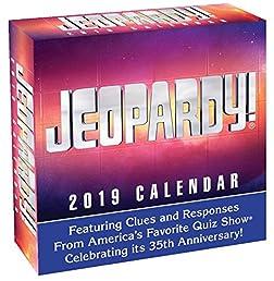 Jeopardy! 2019 Day-to-Day Calendar