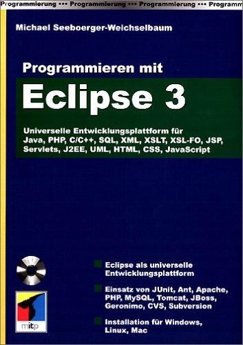 Eclipse 3 by mitp-Verlag