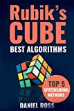 Rubik's Cube Best Algorithms: Top 5 Speedcubing Methods with Finger Tricks included