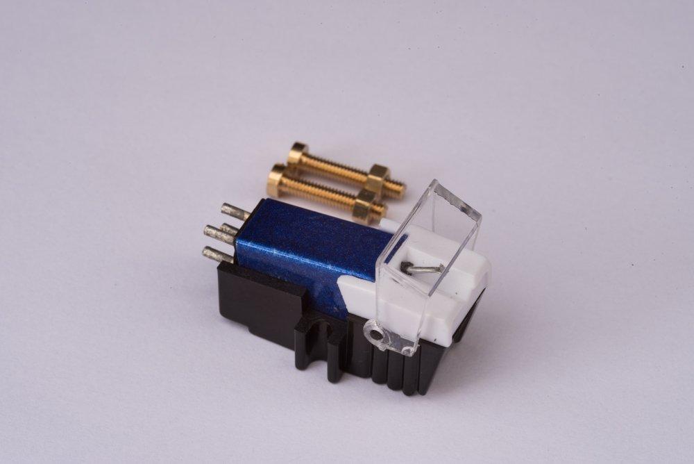 Cartridge Stylus, Needle mounting Bolts Sansui SR222, P50, FRD3, FR5080S, SR212, FRD35, FRQ5, SR525, FRD25, SR333, FR1080, FR3060, FR4060, SR1050, SR2020 Generic