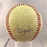 1999 Oakland A's Athletics Team Signed Baseball Eric Chavez Jason Giambi - Autographed Baseballs