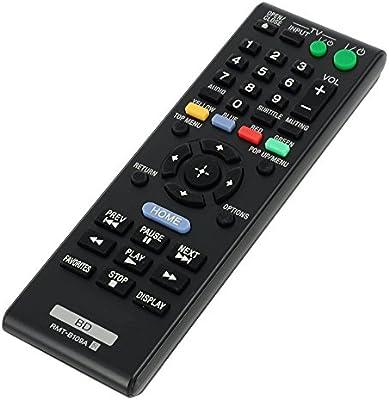 Generic OEM mando a distancia para RMT-B109 A Sony BD Blu-ray ...