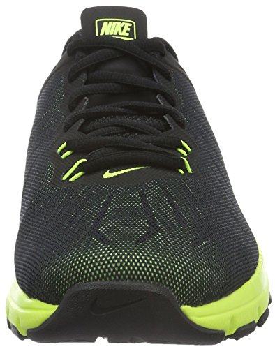 Nike Mens Air Max Full Ride Tr Cross Trainer Nero Volt