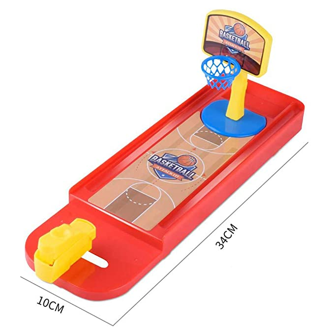 Oce180anYLV Juego de Mesa Creativo de Mini-Dedo de Baloncesto de Tiro Juego de Mesa cambiante