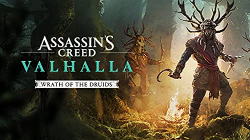 Assassin's Creed Valhalla: Druidic Settlement Bundle