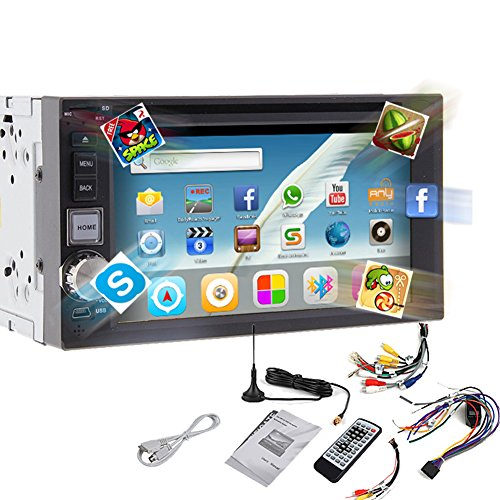 Android Navigation Capacitive touchscreen Entertainment