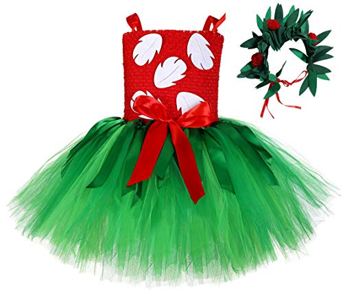Hawaiian Loli Cosplay Dress Up Costume for Girls