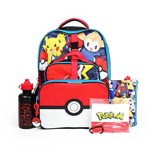 Pokemon Back to School Essentials Value Set -