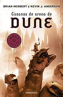 Gusanos de arena de Dune par Herbert