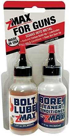ZMAX Bore CC Bolt Lube (2 Pack) by ZMAX: Amazon.es: Deportes y aire libre