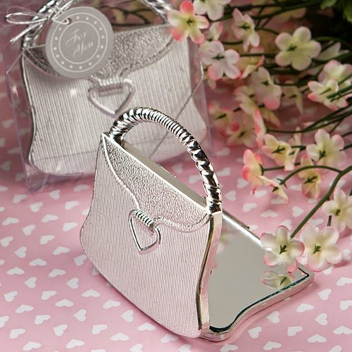 50 Elegant Reflections Collection Purse Design Mirror Compacts