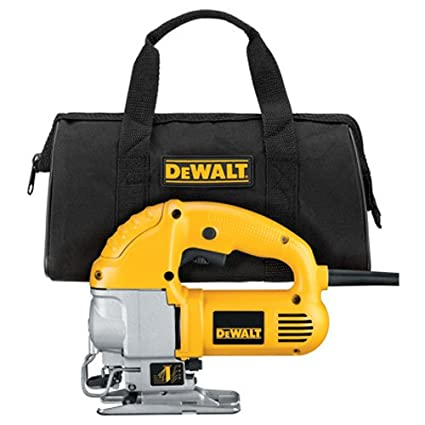 Dewalt dw317k 55 amp top handle jig saw kit power jig saws dewalt dw317k 55 amp top handle jig saw kit greentooth Choice Image