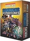 Heroes of Metro City: Sidekicks & Storylines