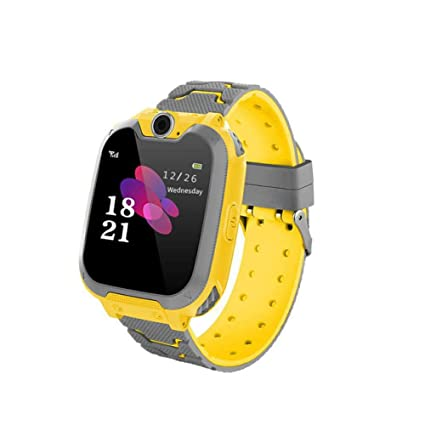 Kids Smart Watch Music Game Smartwatch Waterproof Children ...