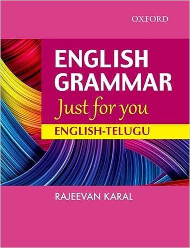 Telugu Vyakaranam Book