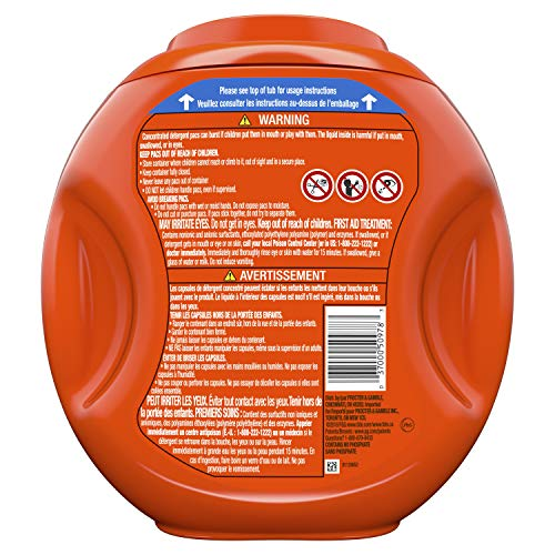 Tide PODS Spring Meadow Scent HE Turbo Laundry Detergent Pacs, 72 count by Tide (Image #2)