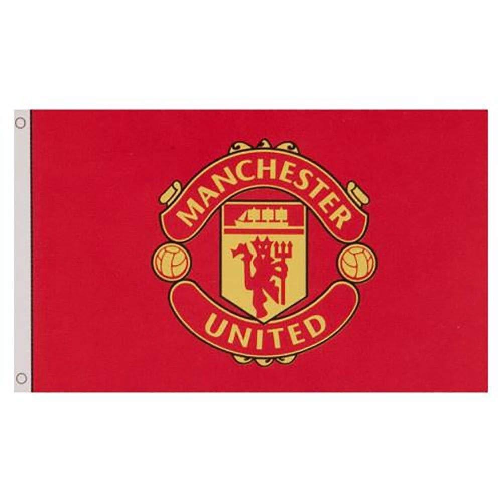 Manchester United F.C. Flag CC 5051586002532
