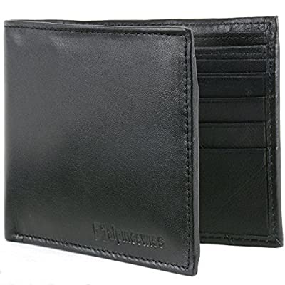 Alpine Swiss Mens Leather Wallets Money Clips Card Cases Top Models To Choose