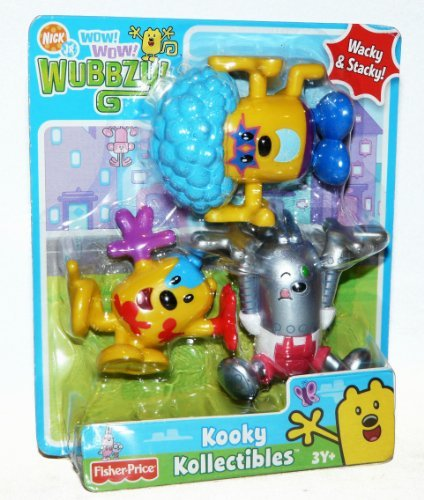 Wow! Wow! Wubbzy! Kooky Kollectibles by Nick Jr. Wow! Wow! Wubbzy! -