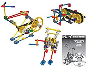 K'NEX Education - Intro To Simple Machines: Gears Set