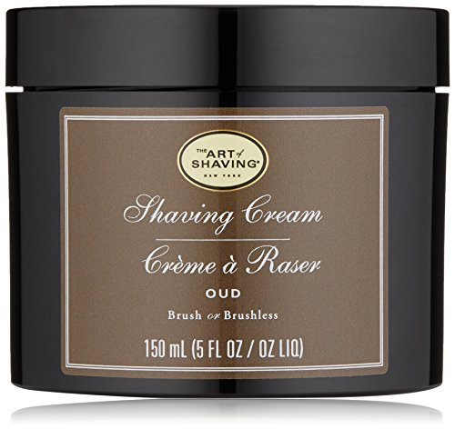 The Art of Shaving Cream Oud, 5 fl.oz.