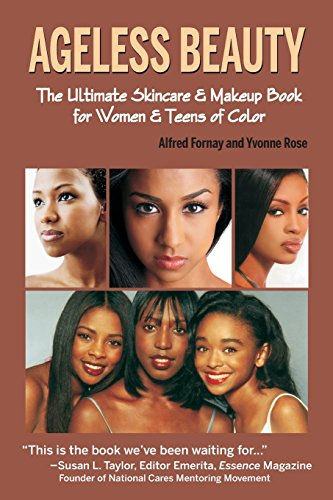Books : Ageless Beauty: The Skin Care and Make Up Guide for Women and Teens of Color