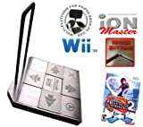 Wii Dance Dance Revolution iON Master Arcade Metal Dance Pad with Raised Buttons and Strong Handle B