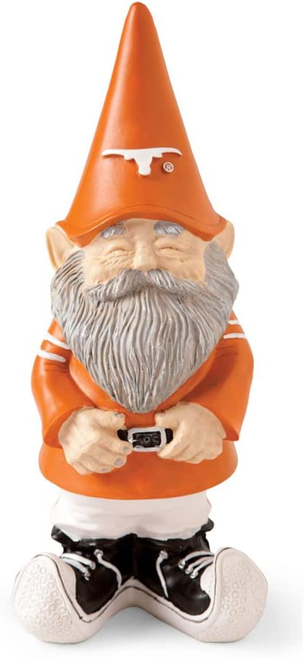 Team Sports America NCAA Garden Gnome Statue NCAA Team: Texas