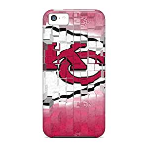 High Quality Kansas City Chiefs Case For Iphone 5c / Perfect Case