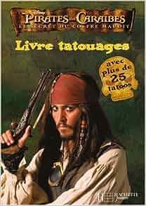 Pirates des Caraïbes : Le secret du coffre maudit : Livre