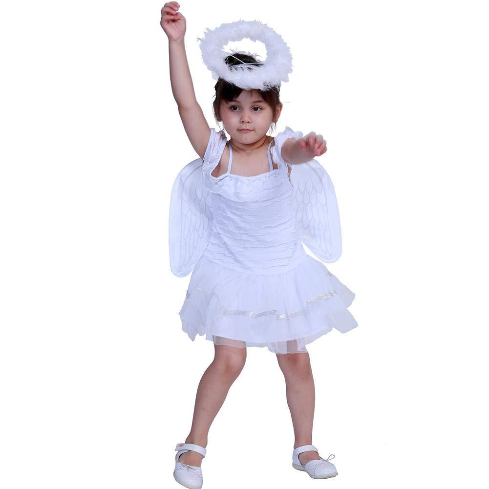 Diamondo Cute Kids Girls Costumes Halloween Outfits Performance Clothes Set (M