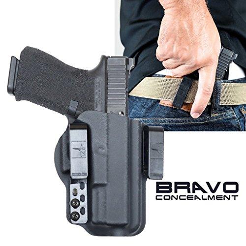 Glock Concealment Holsters - Bravo Concealment Glock 43 IWB Torsion Gun Holster